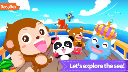 Little Panda Captain  screenshots 6