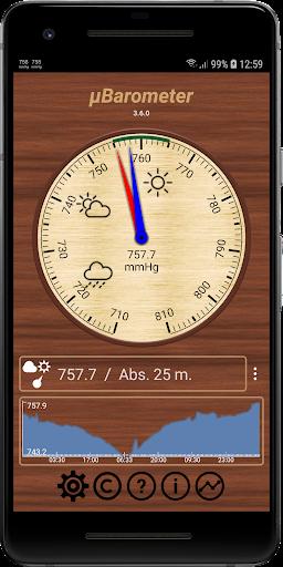 mu Barometer android2mod screenshots 2