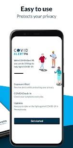 COVID Alert PA Mod 2.0.0 Apk (Unlocked) 2