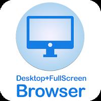 Desktop FullScreen Web Browser