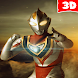 Ultrafighter3D:ガイアレジェンドファイティングヒーローズ