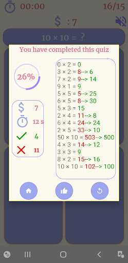 Math Games - Math Quiz  Pc-softi 6