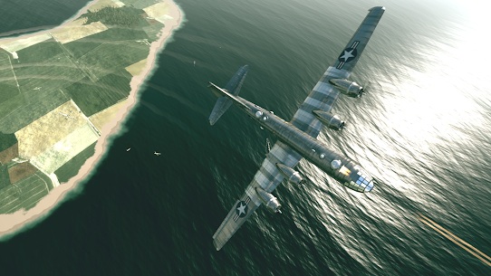 Warplanes: Online Combat Mod Apk 1.3.1 (Unlimited Gold) 7