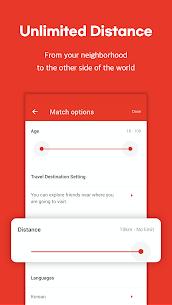 MEEFF APK Better than Tinder   MEEFF Mod APK Make Global Friends 3