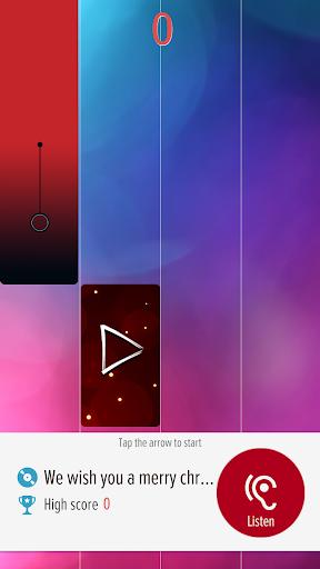 Piano Noir Ladybug Tiles 2  Screenshots 2