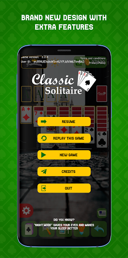 Classic Solitaire - Without Ads 2.2.21 screenshots 8