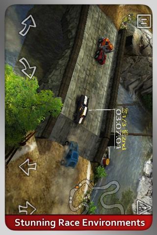 Reckless Racing  screenshots 1