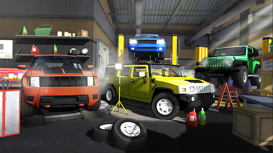 Extreme SUV Driving Simulator Mod Apk 5.6 (Unlimited Money) 7