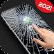 壊れた画面 (ジョーク)  - Prank App - Androidアプリ