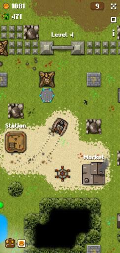 Tank Story: Levels apklade screenshots 1