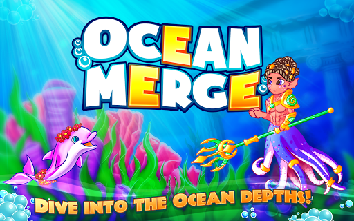 Ocean Merge screenshots 11