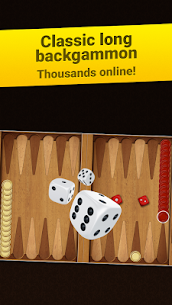 Backgammon Long Arena: Play online backgammon! 1.3.664 Android Mod + APK + Data 1