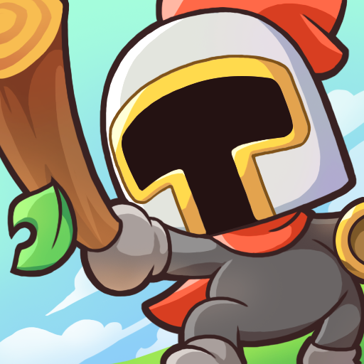 Retro Hero Mr Kim : Idle RPG