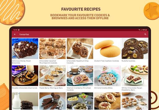 Cookies And Brownies Recipes  Screenshots 18