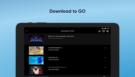 HBO GO android2mod screenshots 22