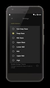 Subwoofer Bass 3.4.8 Screenshots 3
