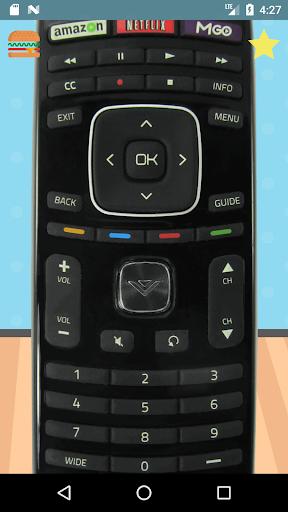 Remote Control For Vizio  screenshots 2