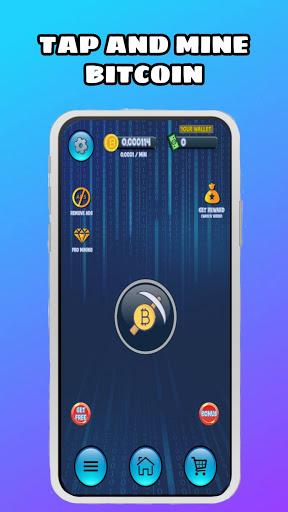 Crypto Mining : Free Bitcoin Machine Simulator  screenshots 1
