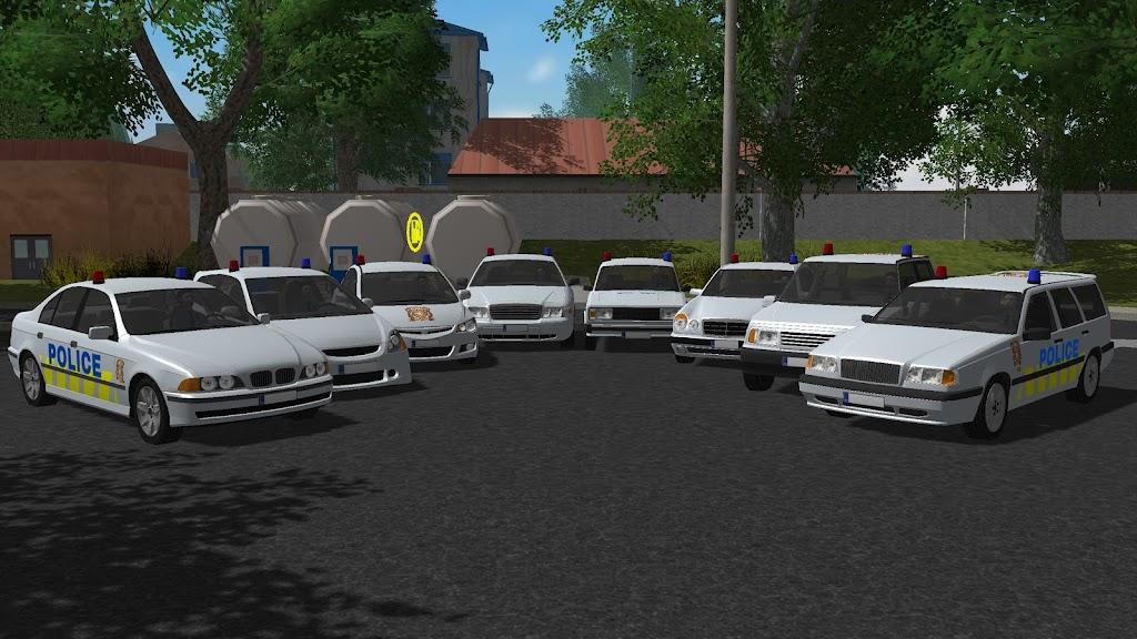 Police Patrol Simulator poster 0