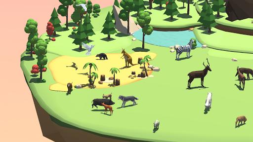 Animal Craft 3D: Idle Animal Kingdom  screenshots 6