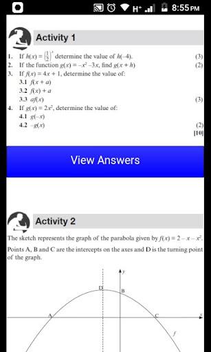 Grade 12 Mathematics Mobile Application 2.0 Screenshots 17