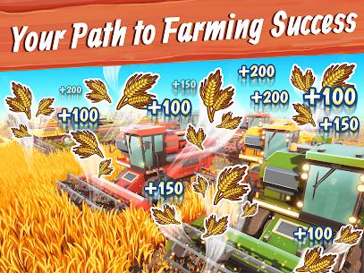Big Farm: Mobile Harvest MOD APK (Unlimited Money/Seeds) 8