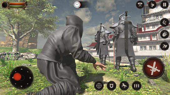 Ninja Assassin Warrior: Arashi Creed Shadow Fight 4