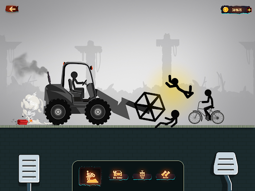 Epic Stickman Destruction Game 1.4 screenshots 13