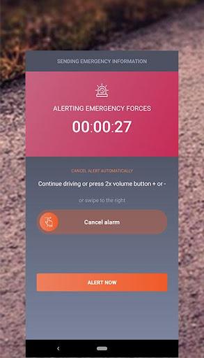 bikersos - motorcycle trip gps tracker & sos screenshot 1