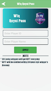 Free UC And Royal Pass season 17 Spin and Win UC للاندرويد apk تحميل مباشر 2