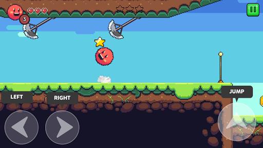 Roller Bounce Ball 5 : Jumping Master  screenshots 3