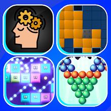Puzy - Puzzle Collection: Wood Block - Dot Connect APK