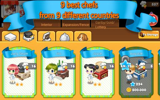 Hello Seafood 2 for Kakao 2.9.5 screenshots 3