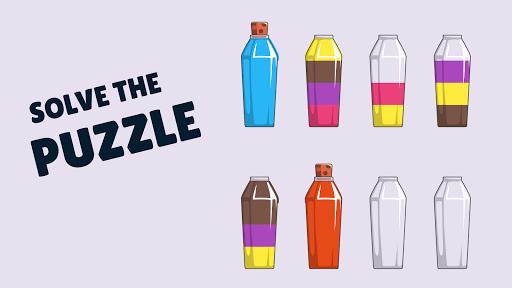 Cups - Water Sort Puzzle  screenshots 7