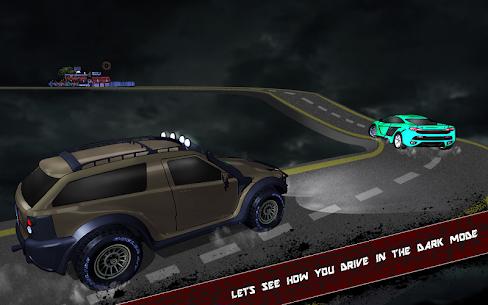 New Car Stunt Game 2021 : Jeep 4X4 Driving 10