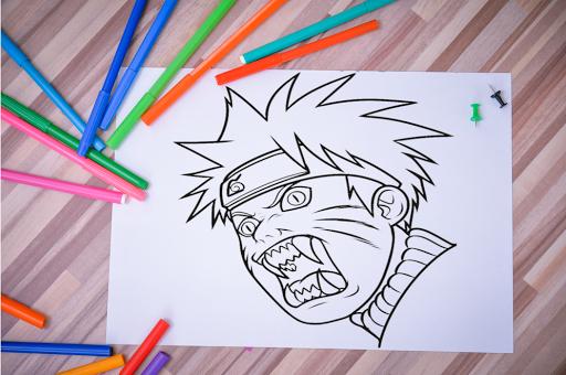 How To Draw Cartoon Anime  Screenshots 8