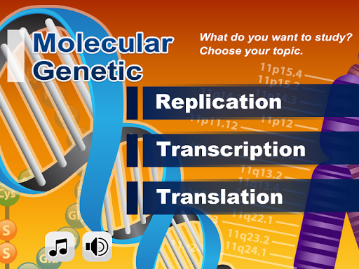 Biology Molecular Genetics L modavailable screenshots 11