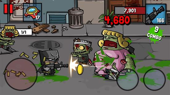 Zombie Age 3: Shooting Walking Zombie: Dead City screenshots 10