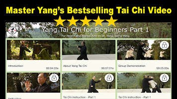 Yang Tai Chi for Beginners 1 by Dr. Yang