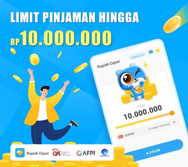 Pinjaman Online Uang Rupiah Cepat
