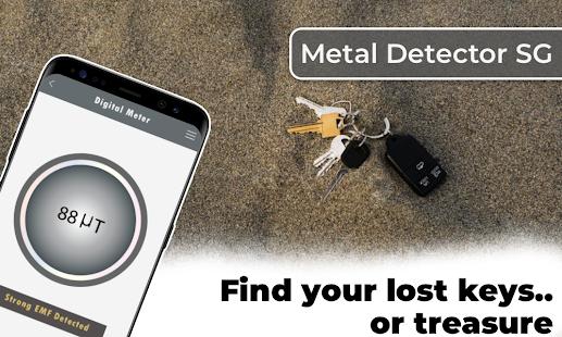 Image For Metal Detector SG Versi 1.0.1 4