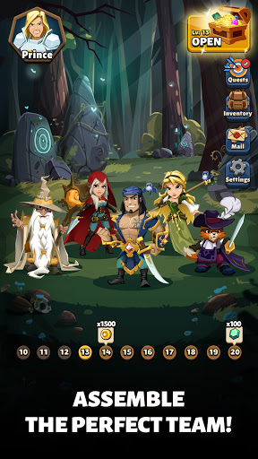 Fable Wars: Epic Puzzle RPG  screenshots 3