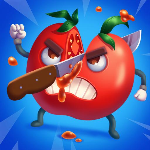 Hit Tomato 3D: Knife Throwing Master