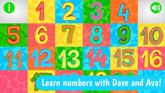 Numbers from Dave and Ava 1.0.16