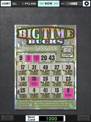 Lucky Lottery Scratchers 1.0.2 Screenshots 19