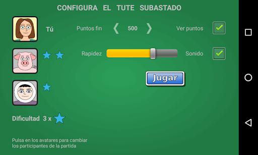 Tute Subastado 1.3.2 screenshots 12