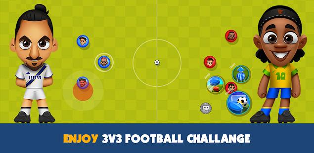 Super Soccer 3V3 1.7 Screenshots 16