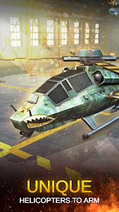 Gunship War: Helicopter Battle 3D 1.01.32