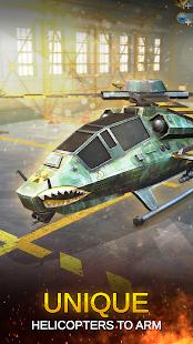 Gunship War: Helicopter Battle 3D 1.01.32 screenshots 1