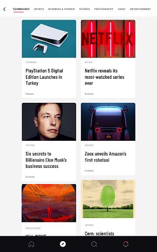 Bundle Breaking News apktram screenshots 15
